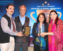 Chennai: Oscar & Ponni Architects wins Most Promising Architect in India Award